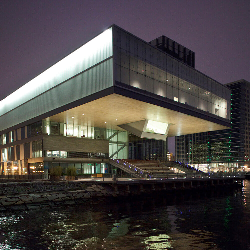 INSTITUTE OF CONTEMPORARY ART (ICA) | Boston Waterfront Condos