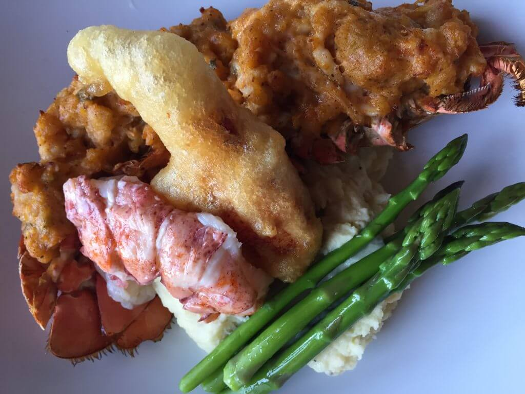 lobster-three-ways