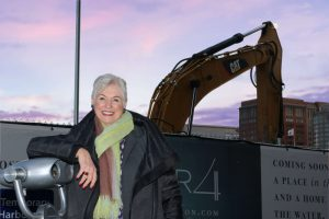 Diane Maloney | Pier 4 Boston Condos Sales Team Photo