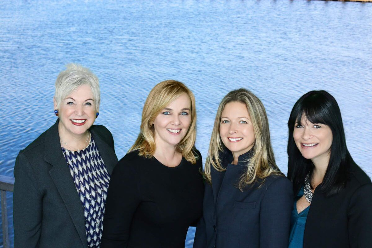 Pier 4 Boston Luxury Condos Sales Team Photo